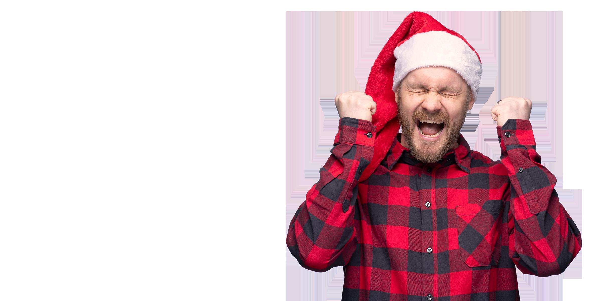 Astetta enemmän joulua!